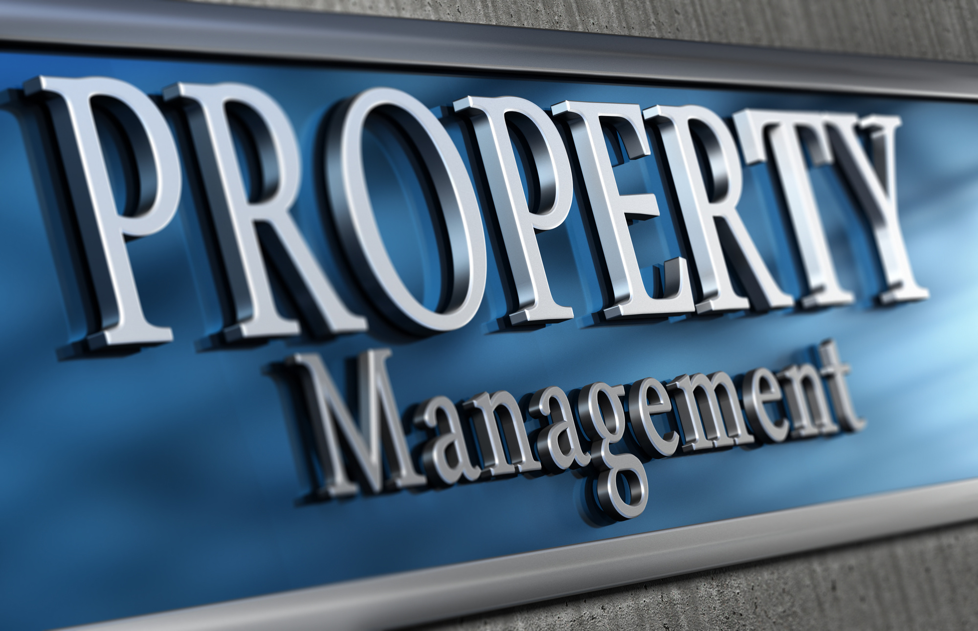 property manager for private estate