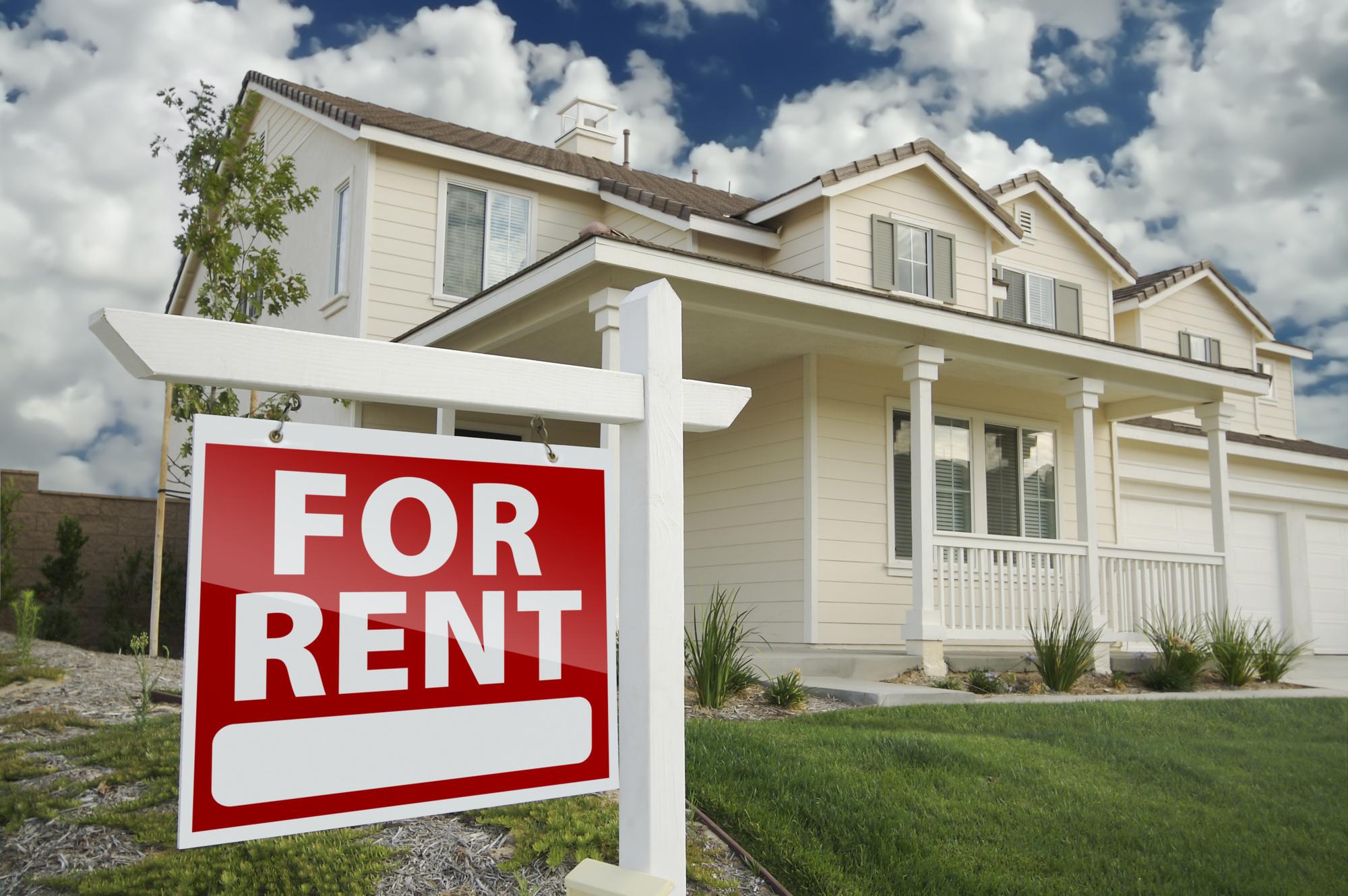 finding tenants